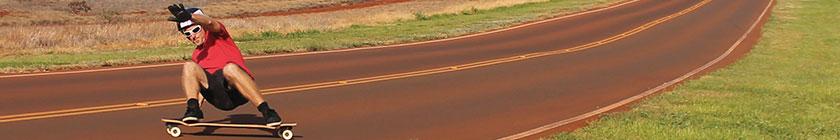 Longboard Wheels Banner