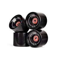 JUCKER HAWAII Longboard Wheels KAKU Complete